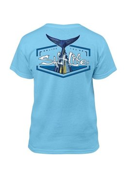 Salt Life Salt Life Tuna Tail Youth Tee