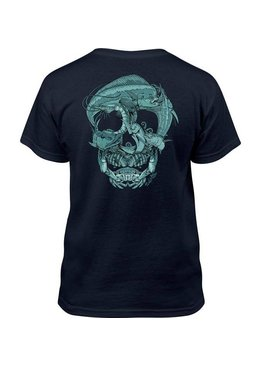 Salt Life Salt Life Seaskull Youth Tee