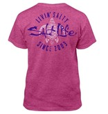 Salt Life Salt Life Living Salty Youth Tee