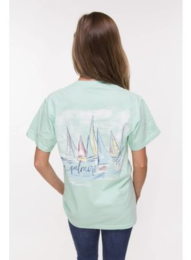 MG Palmer MG Palmer Sail Away Tee