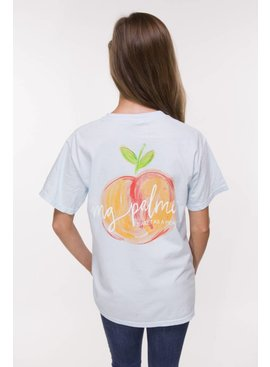 MG Palmer MG Palmer Sweet As A Peach Tee
