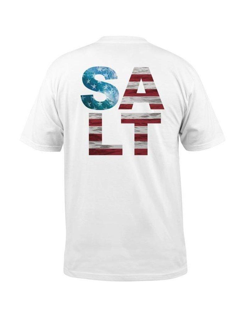 Salt Life Salt Life American Salt Tee