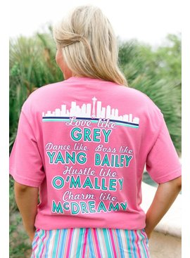 Jadelynn Brooke Jadelynn Brooke You Are My Person (Pink) -Short Sleeve