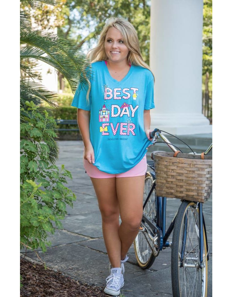Jadelynn Brooke Jadelynn Brooke Best Day Ever (Sapphire) - Short Sleeve