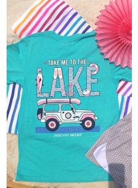 Jadelynn Brooke Jadelynn Brooke Take Me To The Lake (Sea Foam)
