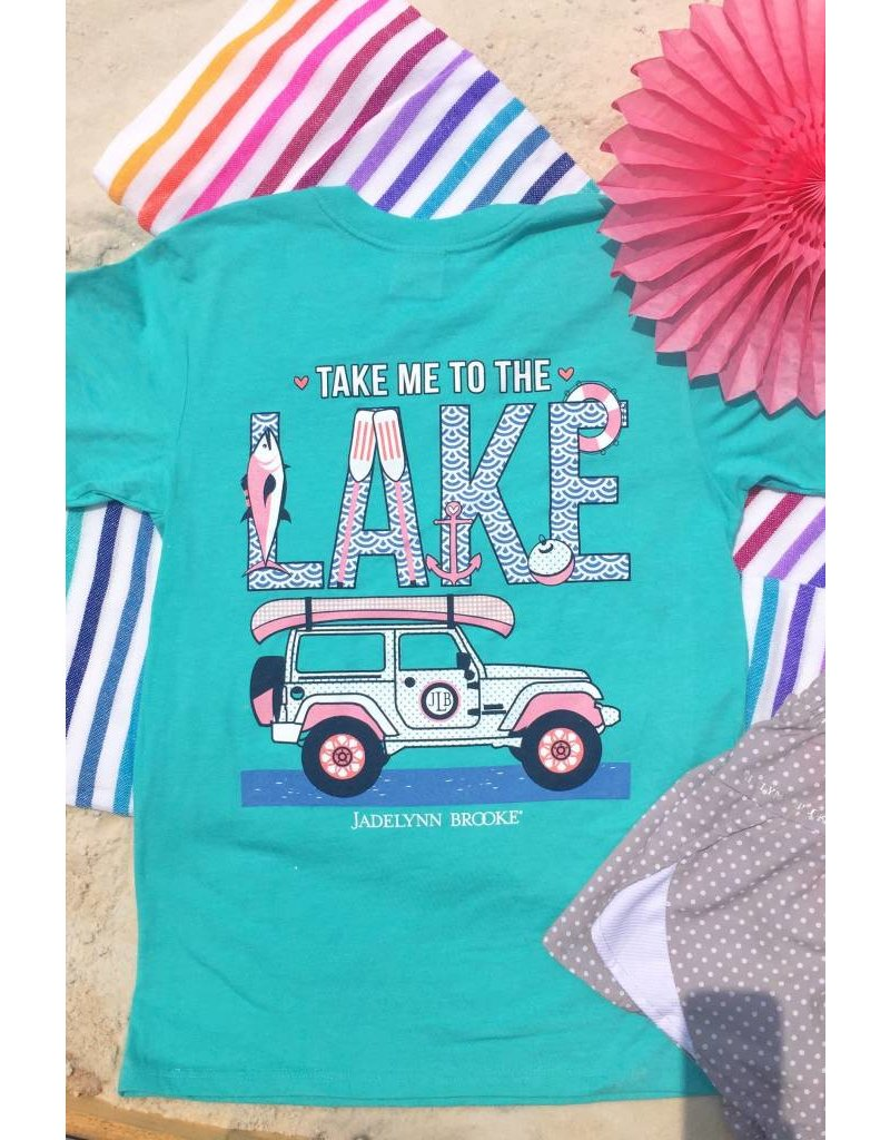 Jadelynn Brooke Jadelynn Brooke Take Me To The Lake (Sea Foam)