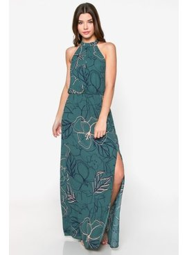 Everly Everly Printed Maxi