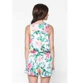 Everly Everly Floral Romper