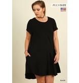 Umgee UMGEE Short Sleeve Dress