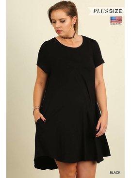 UMGEE Short Sleeve Dress