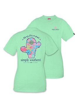 Simply Southern Collection Simply Southern Stay On Point T-Shirt
