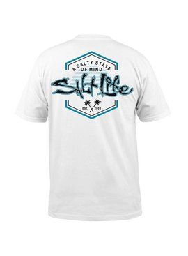 Salt Life Salty State Of Mind Tee