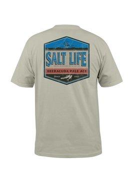 Salt Life Beeracuda Pocket Tee