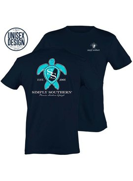 Simply Southern Collection Simply Southern Unisex Loggerhead T-shirt