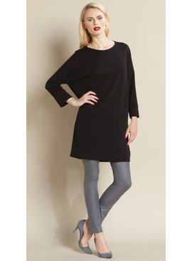 Clara Sun Woo Clara Sun Woo Stitched Pocket Sweater Tunic
