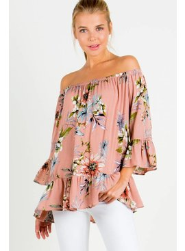 EE:SOME USA EE:SOME Off The Shoulder Top