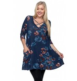 Spin Woven Floral Dress