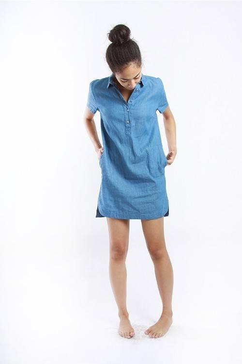 Mod Ref MOD REF The Ledlow Dress