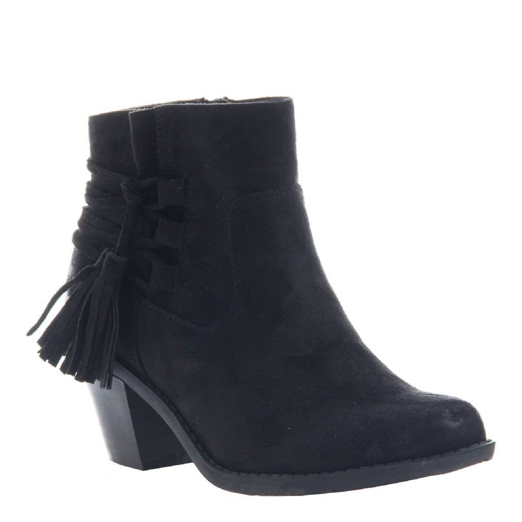 MADELINE SATIN ROSE Ankle Boots