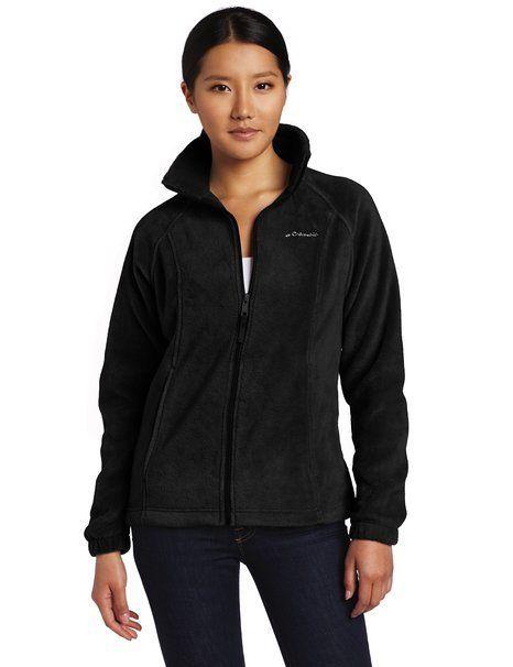 Columbia Sportwear Columbia Benton Springs Full-Zip Fleece Jacket