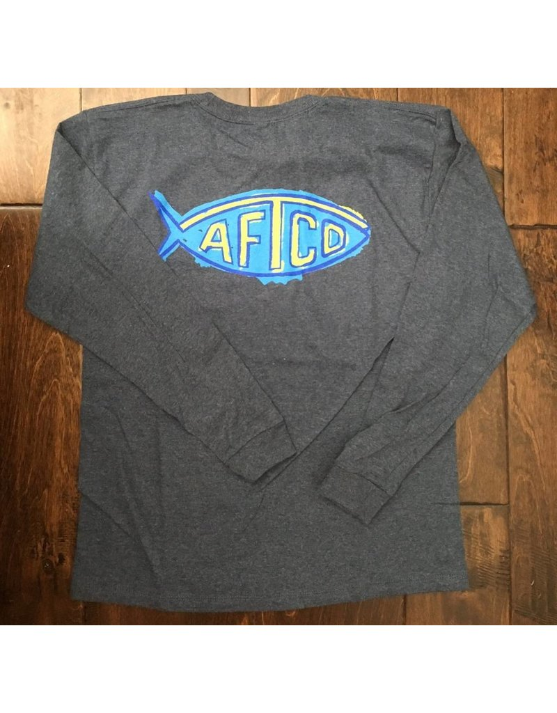AFTCO AFTCO Youth Splat LS T-Shirt