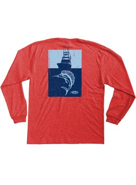 AFTCO AFTCO Shadow Boys LS T-Shirt
