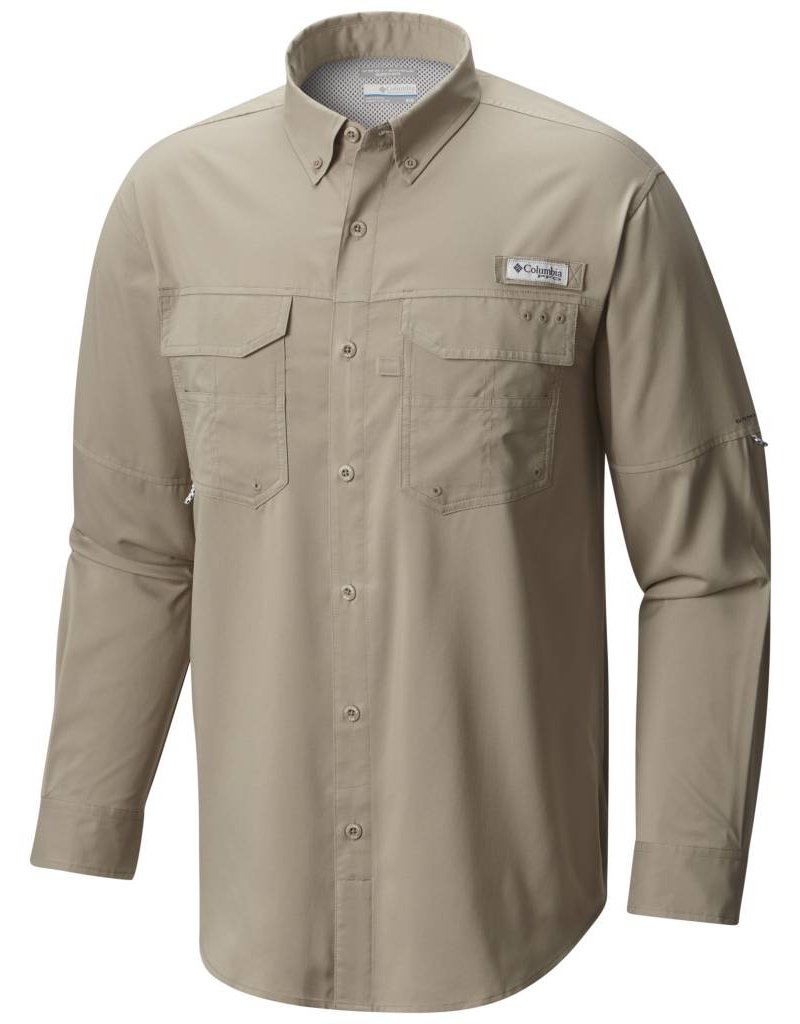 Columbia Sportwear Columbia Sportswear Blood and Guts™ III Long Sleeve Woven Shirt - Big