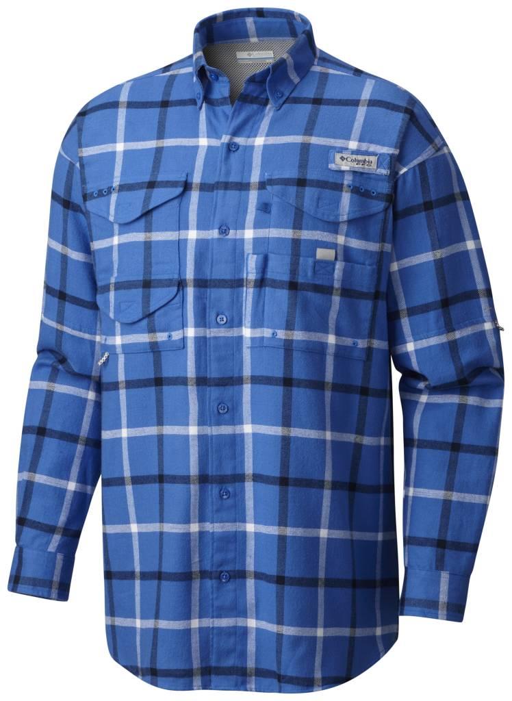 Columbia Sportwear Columbia Sportswear Bonehead™ Flannel Long Sleeve Shirt