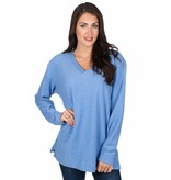 Lauren James Lauren James The Shaggy V-Neck Sweatshirt