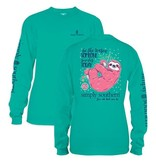 Simply Southern Collection Simply Southern Be The Reason Long Sleeve T-Shirt