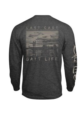 Salt Life Salt Life Last Cast Long Sleeve Tee
