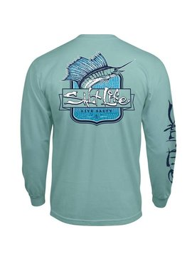 Salt Life Salt Life Sailfish Tribe Long Sleeve Tee