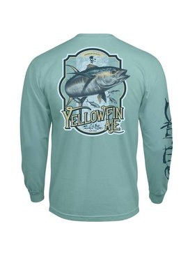 Salt Life Salt Life Yellowfin Ale Long Sleeve Tee