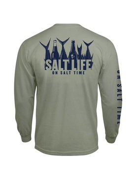 Salt Life Salt Life 5 O'Clock Somewhere Long Sleeve Tee