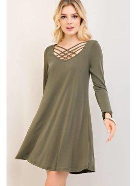 Entro ENTRO Tunic Dress