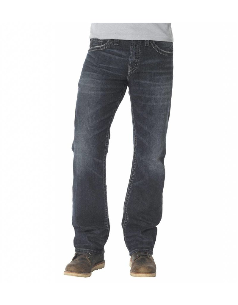 Silver Jeans Co. Silver Jeans Co. Nash Dark Wash