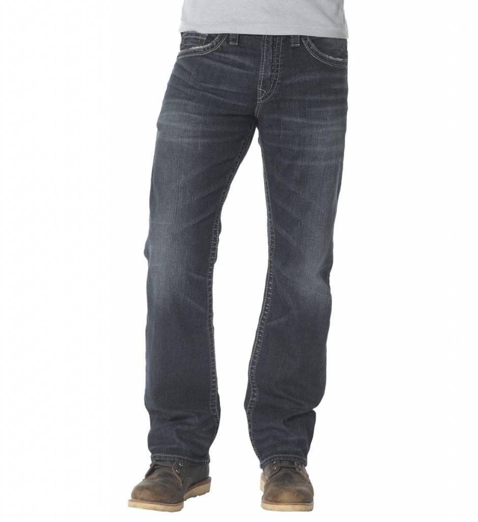 Silver Jeans Co. Silver Jeans Co. Nash Dark Wash