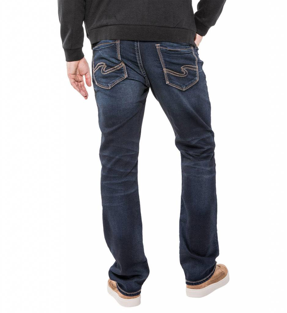 Silver Jeans Co. Silver Jeans Co. Grayson Rinse Wash