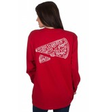 Lauren James LAUREN JAMES Call Em Tee L/S