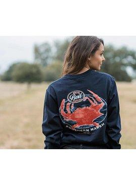 Southern Marsh Crab Boil Festival Tee - Long Sleeve