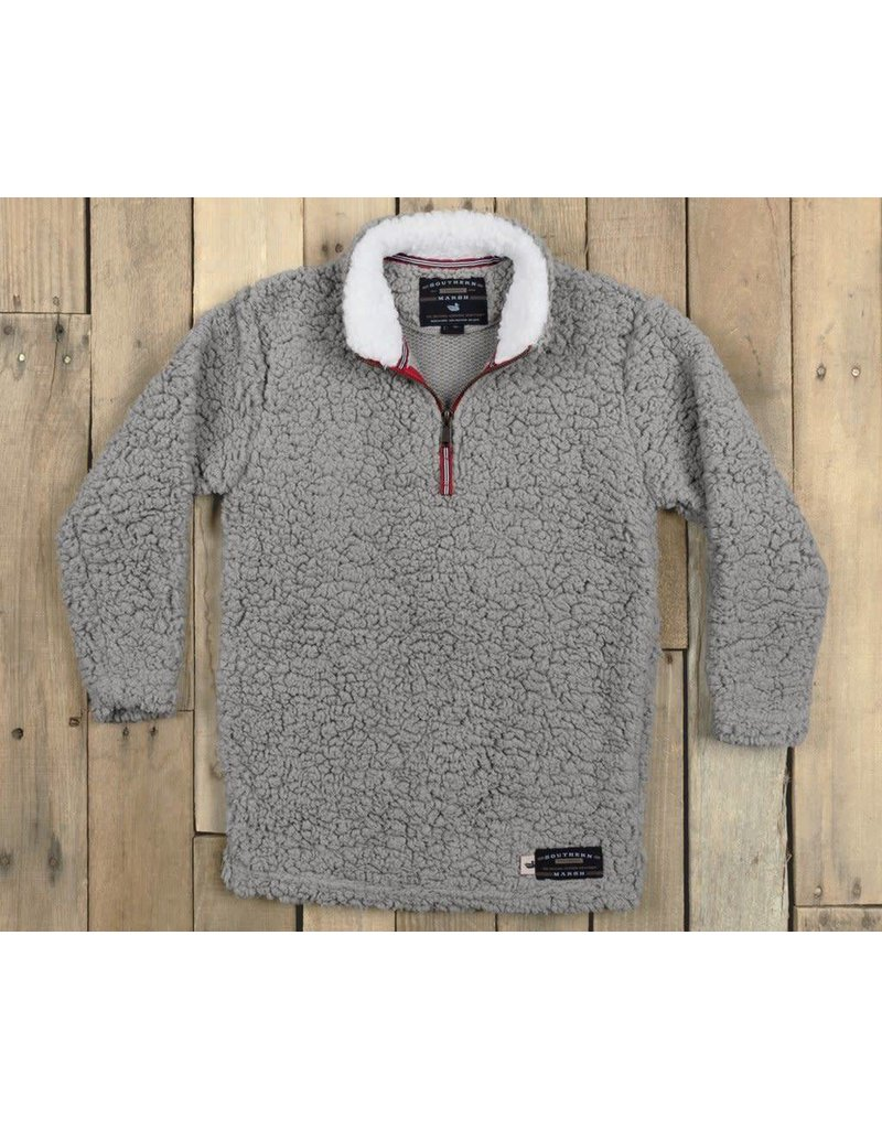 Southern Marsh Youth Appalachian Pile Sherpa Pullover