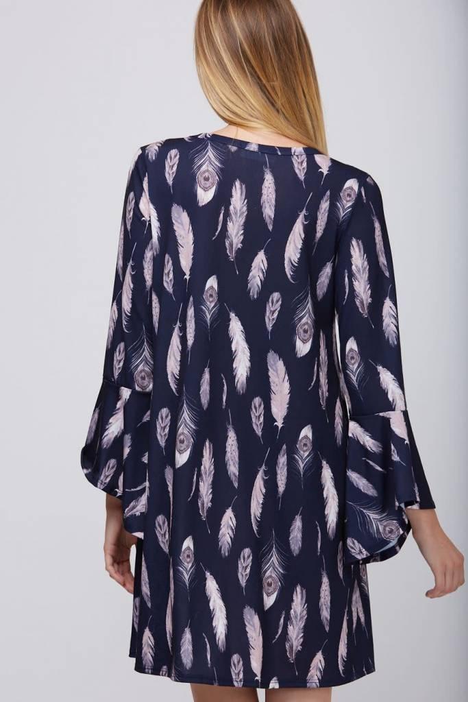 Peach Love CA. The Jaida Dress