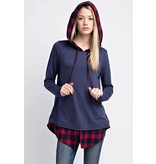 12PM by MON AMI 12PM by Mon Ami Hooded Top