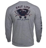 Salt Life Legs And Kegs Long Sleeve Pocket Tee