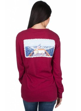 Lauren James Lauren James First Mate - Long Sleeve