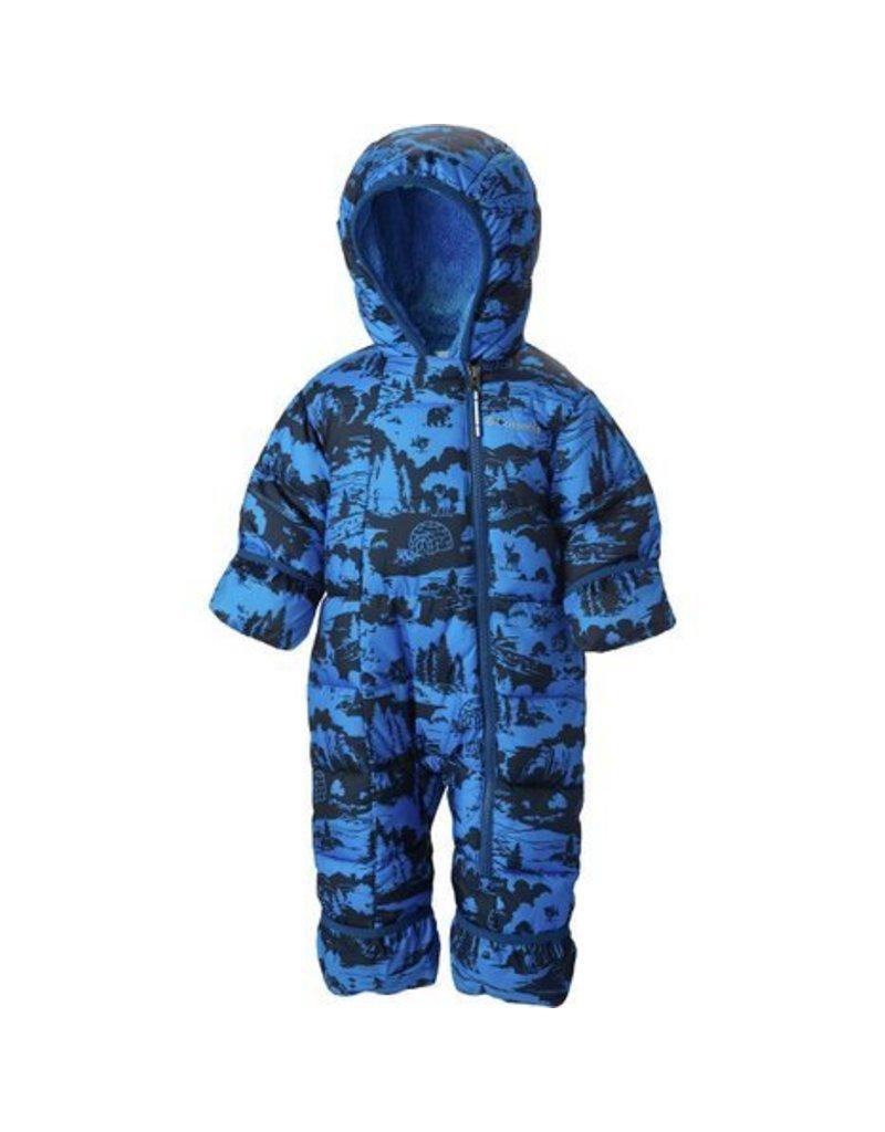 Columbia Sportwear Columbia Baby-Boys Infant Frosty Freeze Bunting