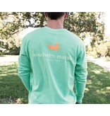 Southern Marsh Southern Marsh  Authentic Vibrant Tee - Long Sleeve