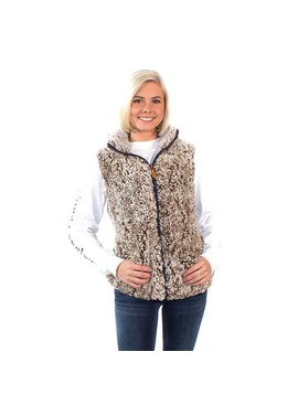 Simply Southern Collection Simply Southern Sherpa Vest