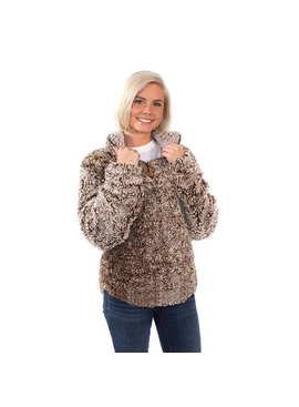 Simply Southern Collection Simply Southern Sherpa Pullover