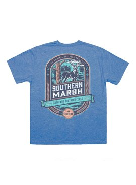 Southern Marsh Southern Marsh - Genuine Deer Hunting Tee - Short Sleeve